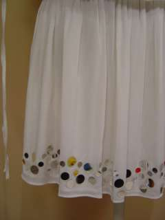 Robert Rodriguez One Shoulder Sequin Dress 4 NWT $385