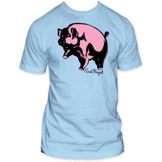 Pink Floyd Pig Fitted T Shirt Umma Gumma The Wall