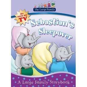 (Large Family TV Tie in Storybk) (9781406319866): Jill Murphy: Books