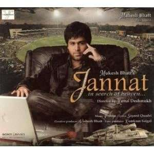 Jannat In Search of Heaven CD Mukesh Bhatt Music