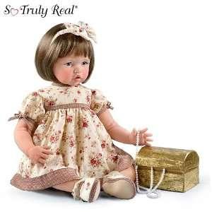 Grandmas Precious Treasure So Truly Real Baby Doll Toys & Games
