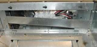 Trane Model TWE036C14FB0 3 Ton Air Handler 200 230 Volt .5 HP Heat and