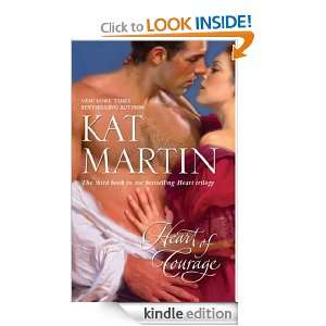 Heart of Courage Kat Martin  Kindle Store