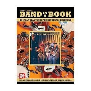 Band In A Book Gospel Vocal Tunes for Bluegrass Ensemble