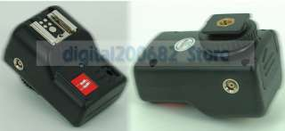 GY 4 Channels Wireless/Radio Flash Trigger SET with 3 Receivers