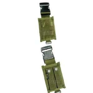 Pantac MOLLE Adapter for Dropleg PALS (OD / Cordura