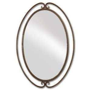 Uttermost Kilmer Iron Wall Mirror
