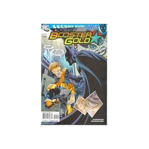 Booster Gold #21 Matthew Sturges Books