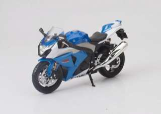 12 1/12 SUZUKI GSX R1000 MOTORCYCLE ALLOY MODEL DIECAST BIKE WITH