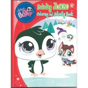 Holiday Jumbo Coloring & Activity Book (9781615689613) Hasbro Books