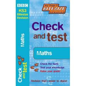 Check and Test Maths (Bitesize Revision Ks3