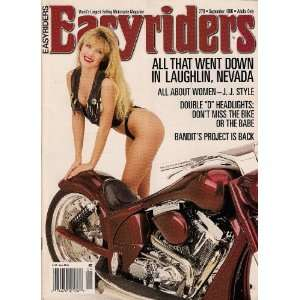IN LAUGHLIN NEVADA DOUBLE D AND MORE!: EASYRIDERS MAGAZINE: Books