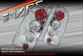 Clear Altezza Tail Light TOYOTA HILUX UTE/TRUCK 2005 11