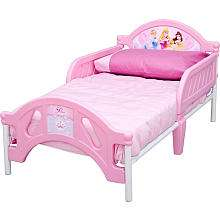 Disney Princess Toddler Bed   Pink   Delta   BabiesRUs