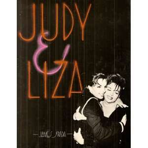 Judy and Liza (9780283989933): James Spada: Books
