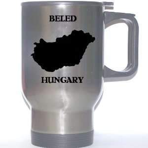 Hungary   BELED Stainless Steel Mug: Everything Else