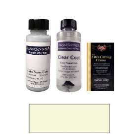 White Paint Bottle Kit for 2010 Ford Police Car (WT) Automotive