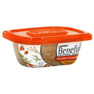 Beneful Prepared Meals Dog Food, Simmered Chicken Medley