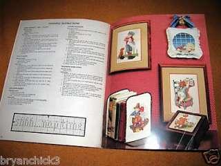 Yesterdays Child Cross Stitch Book 23 by June Grigg