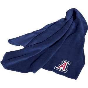 Arizona Wildcats Fleece Throw Blanket