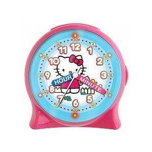 Hello Kitty Time Teacher Desk Clock Toys & Games
