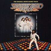 home page listed as saturday night fever remastered by bee gees cd jul