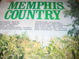 SUN Records 120 Memphis Country Johnny Cash Carl Perkins Jerry Lee