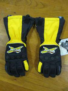 New Ski Doo X Team Nylon Gloves