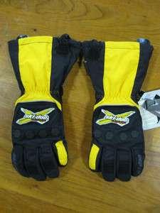 New Ski Doo X Team Nylon Gloves