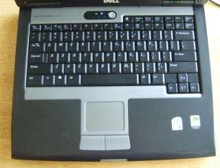 Dell Latitude D520 100gb HD 1.67GHz CoreDuo Wifi Office
