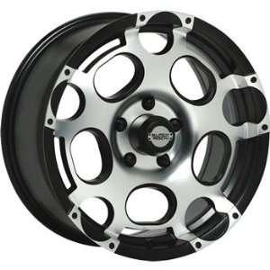 Black Rock Scorpion 18x8.5 Machined Black Wheel / Rim 6x5