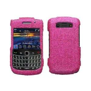 Pink Diamond Crystal Bling Phone Cover Protector Case for BlackBerry