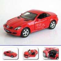 New Mercedes Benz SLK350 124 Alloy Diecast Model sports Car red box