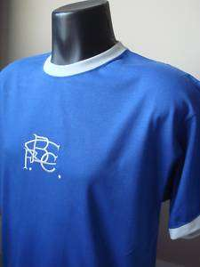Retro Birmingham City 1970s Football T Shirt New