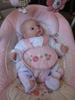Hunnybear Nursery Reborn Doll Fake Baby Girl lulu   Huggybear