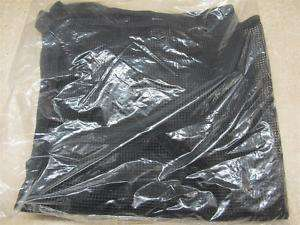 and S TSA security net bicycle travel case black NEW