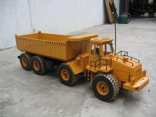 Brand New BIG Remote Control RC Dump Truck 32380