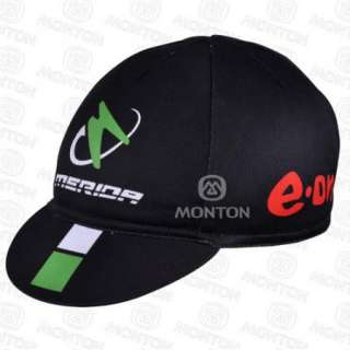 NEW Cycling Bicycle bike outdoor sport Merida hat cap black