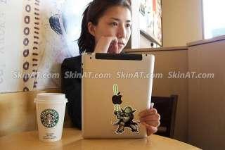 Star Wars Apple iPad 2 vinyl Sticker Decal Humor Skin V