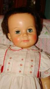 Ideal 28 Saucy Walker Large Play Pal Baby Doll Sweet So Cute