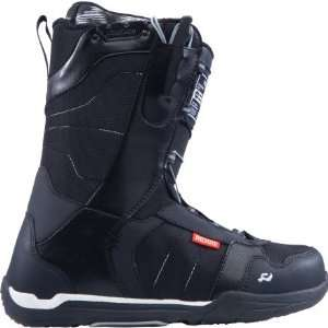 Ride Flight Lace Snowboard Boot   Mens Black, 10.0