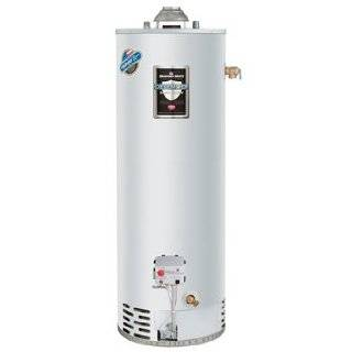 White M45036FBN 50 Gallon Natural Gas Water Heater by Bradford White