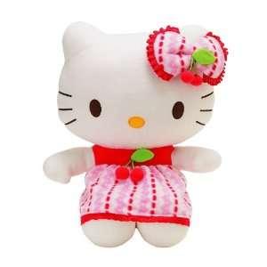 HELLO KITTY 20 PLUSH CHERRY Toys & Games