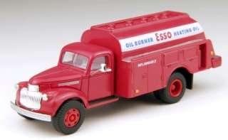 MiniMetals 30277 HO 41/46, Chevrolet tank truck, Esso Oil