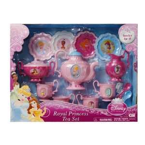 Disney Princess Tea Set (Window Box) Toys & Games