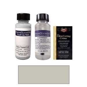 1 Oz. Dark Tarnish Silver Metallic Paint Bottle Kit for