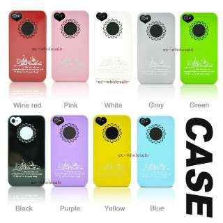 Colors Cute Goegtu Heart & Flower Luxury Case Phone shell for iPhone
