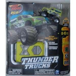 Air Hogs Thunder Truck   Green Toys & Games