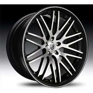Lexani CVX44 20x8.5 20x10 Mercedes Benz SL CLS Wheels