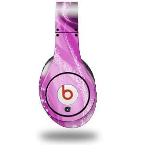 Mystic Vortex Hot Pink Decal Style Skin (fits genuine Beats Studio